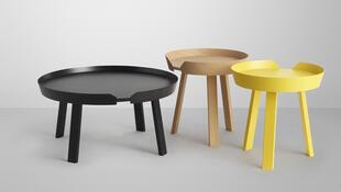 Konferenční stolek Around malý, dub