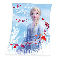 Frozen 2 Believe journey gyermek takaró, 130 x 160 cm