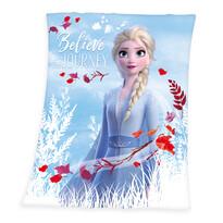 Koc dziecięcy Frozen 2 Belive journey, 130 x 160 cm