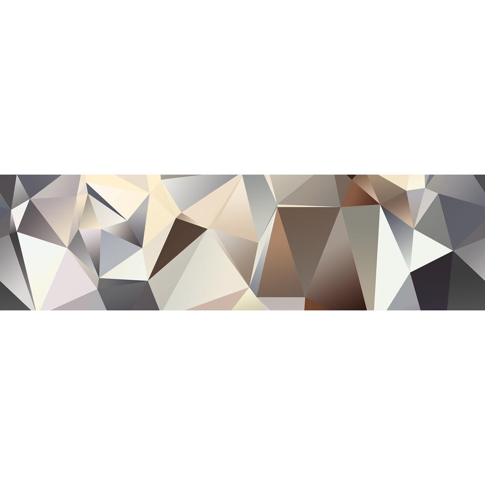 AG Art Samolepicí bordura Abstract, 500 x 14 cm