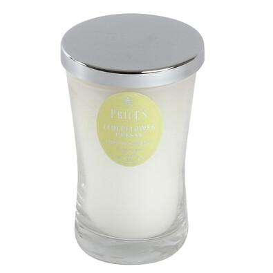 Price´s vonná svíčka ve skle bezový květ 13 cm
