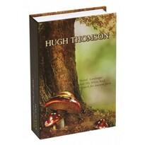 Książka kasetka sejf Hugh Thomson