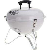 BBQ Grill Monterrey biały, śr. 34 cm