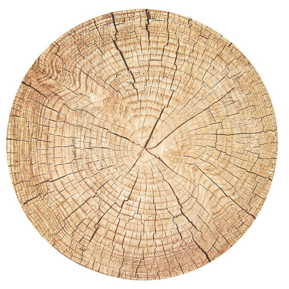 Orion Korkové prostírání Wooden, 38 cm