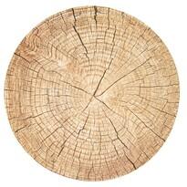 Wooden parafa alátét, 38 cm