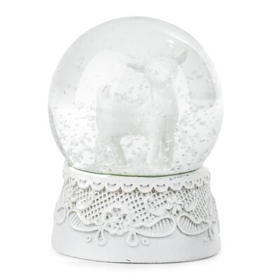 Vánoční sněžítko zvířátko