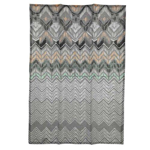 Florentyna Kuchyňská utěrka ARRAS šedá, 50 x 70 cm
