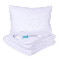 4Home Komplet kołdry i poduszki dla dzieci Teddy Bear, 90 x 130 cm, 40 x 60 cm