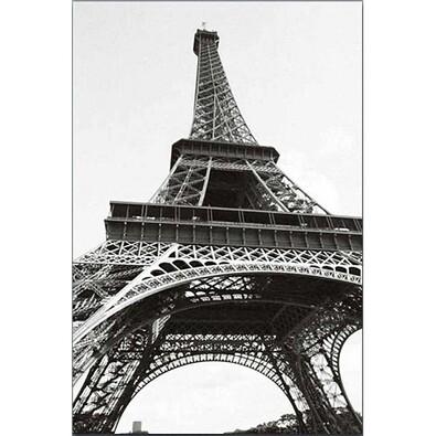 Obraz skleněný Eiffelova věž