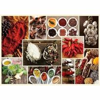 Trefl Puzzle Cuisine Decor Koření, 1000 dílků