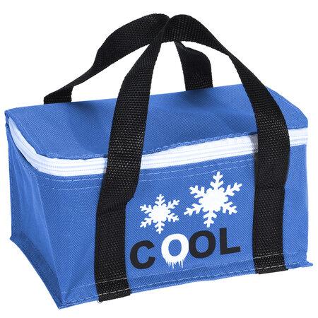 Koopman Chladicí taška Froze modrá, 22,5 x 14,5 x 18 cm