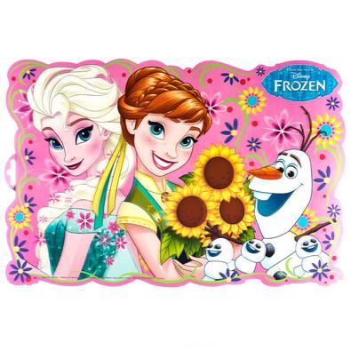 Prostírání plastové Frozen Forever, 45 x 30 cm