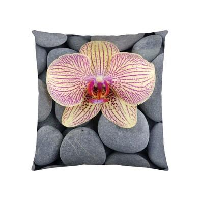 Polštářek Orchidea, 40 x 40 cm