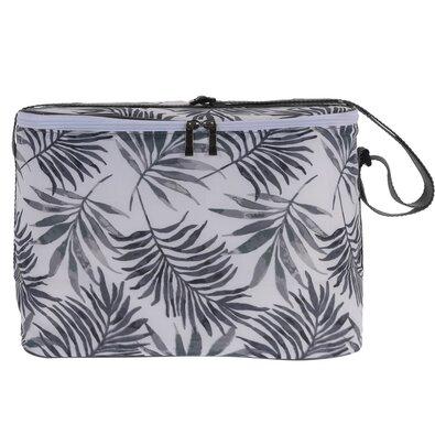 Koopman Chladiaca taška Malibu sivá, 30,5 x 16 x 21,5 cm