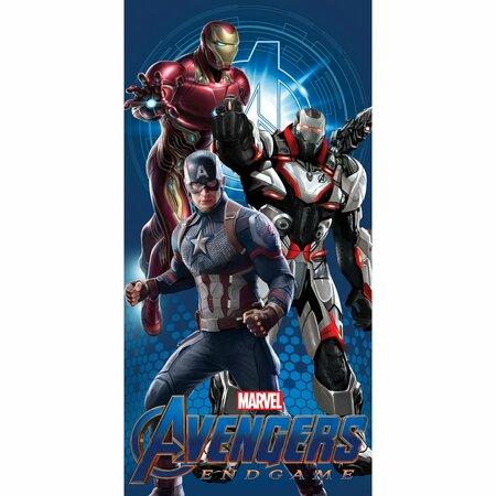 Jerry Fabrics Osuška Avengers Endgame, 70 x 140 cm