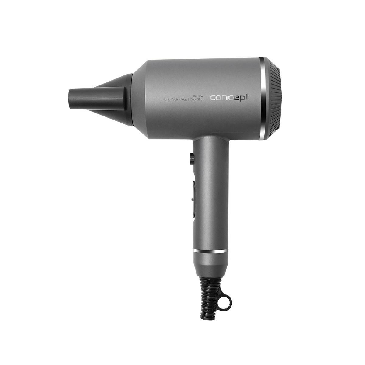 Concept VV5750 sušič vlasov s ionizátorom Titan Care