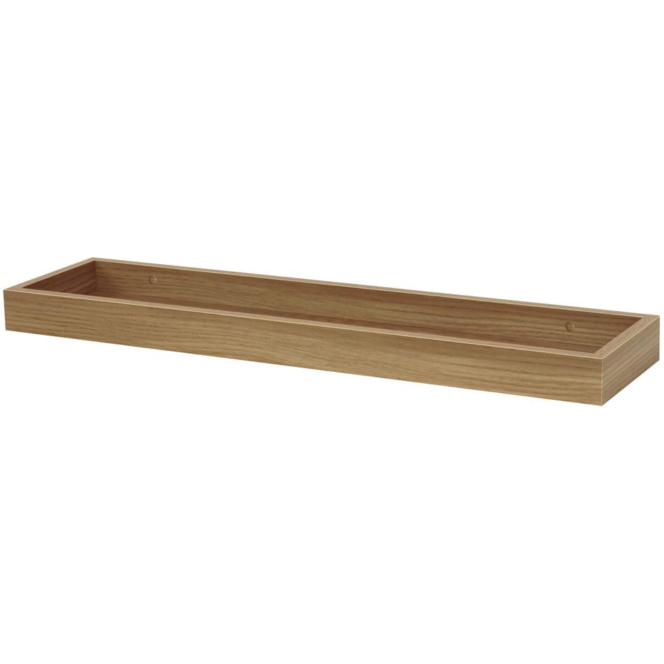Półka ścienna Dąb, 60 cm, 60 cm