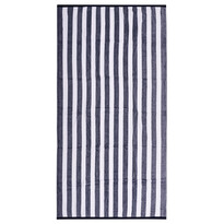 Ręcznik plażowy Splash niebieski, 90 x 170 cm