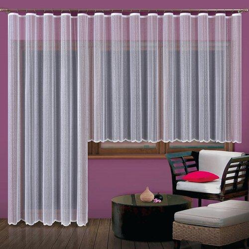 Záclona Alba, 350 x 160 cm