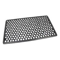 Vonkajiša rohožka Hexagon, 40 x 70 cm