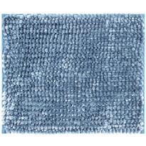 Koupelnová předložka Ella micro modrá