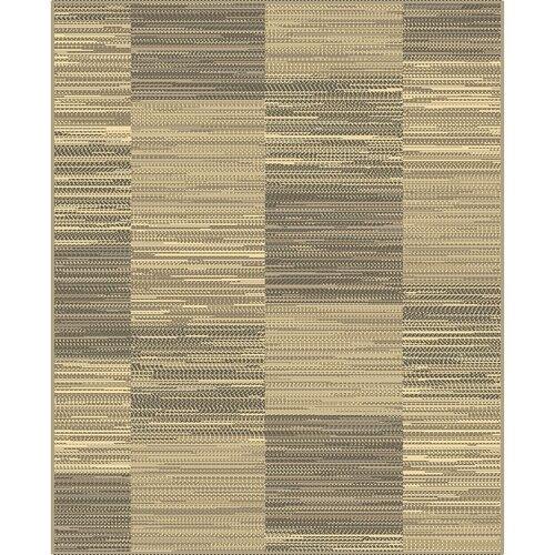 Habitat Kusový koberec Monaco kostka 6310/3225 béžová, 70 x 240 cm