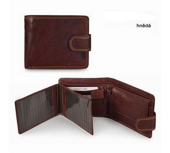 Pánska peňaženka Famito Dante hnedá