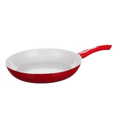 Banquet Red Culinaria pánev 24 cm červená