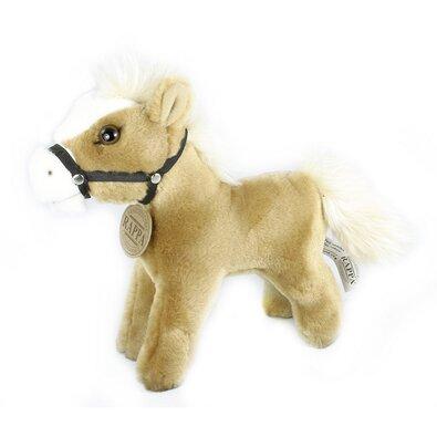 Rappa Plyšový kůň stojící, 21 cm