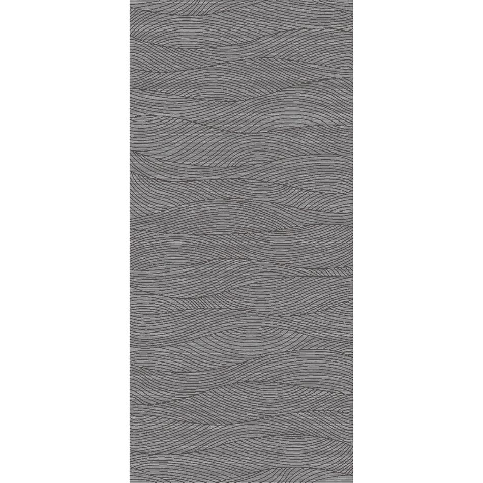 Habitat Kusový koberec Fruzan wave šedá, 120 x 170 cm