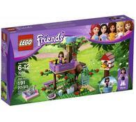 Lego Friends Olivia má domek na stromě