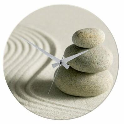 Wenko nástěnné hodiny Sand and Stone
