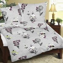Lenjerie de pat, din flanelă, Bellatex Poiană
