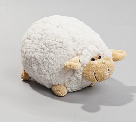 Ovečka, malá, bílá