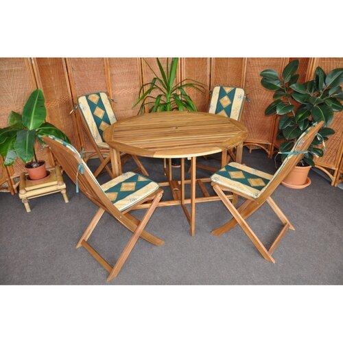 Záhradný nábytok zelená