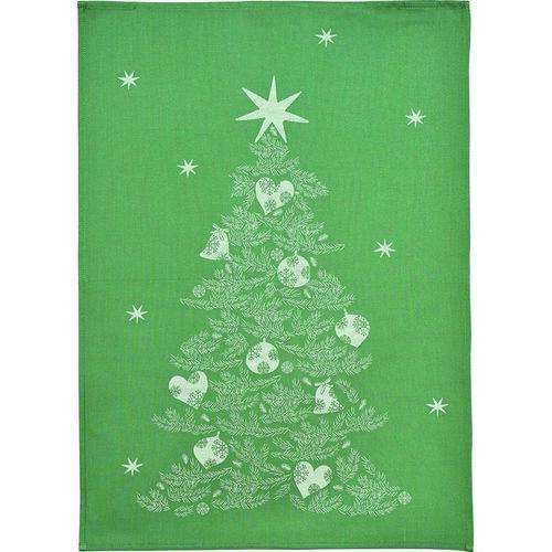 Sander Ścierki kuchenne My trees zielony, 50 x 70