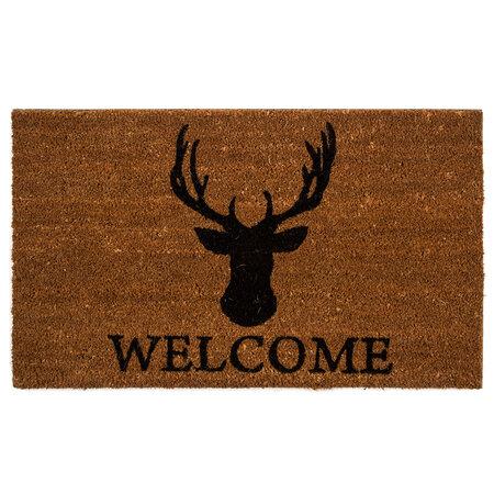 Deer lábtörlő, 43 x 73 cm