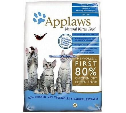 Applaws granule pro koťata Kitten Chicken 400 g
