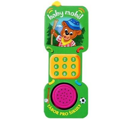 Baby mobil Tábor pro šikuly, vícebarevná