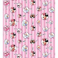 Fototapet de copii Minnie Mouse şi Daisy, 53 x 1005 cm
