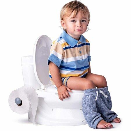 Dolu toaleta dziecięca, biały