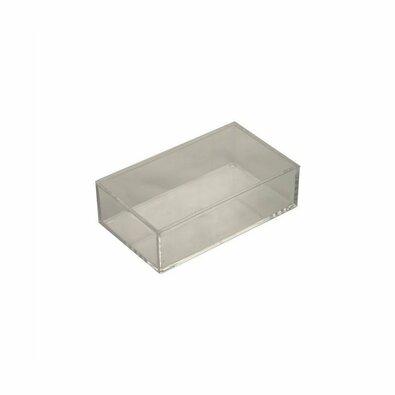 Compactor Organizator Crystal mediu, 16 x 9,5 x 5 cm