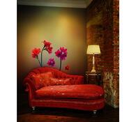 Samolepící dekorace Amarylisy