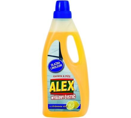 Mýdlový čistič podlah a podlahových krytin
