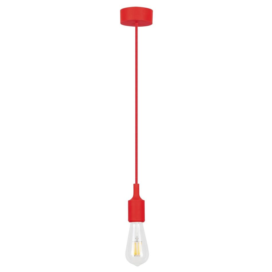 Rabalux 1414 Roxy závěsné svítidlo, červená