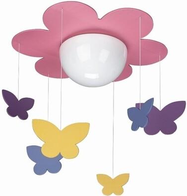 Philips děstké stropní svítidlo Motýle