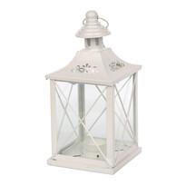 Altom Kovový dekoratívny lampáš Sara, 12 x 25,5 cm