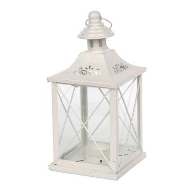 Altom Kovová dekorativní lucerna Sara, 12 x 25,5 cm