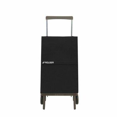 Rolser Nákupní taška na kolečkách Plegamatic Original MF, černá