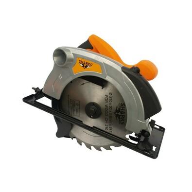 Sharks SH 1350 elektrická okružní pila  oranžová